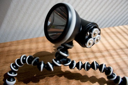 Gorillatorch Review: A Lamp with a Magnetic Personality