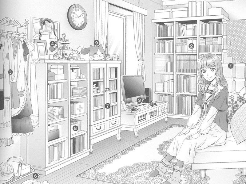 The Evolution of The Otaku Room