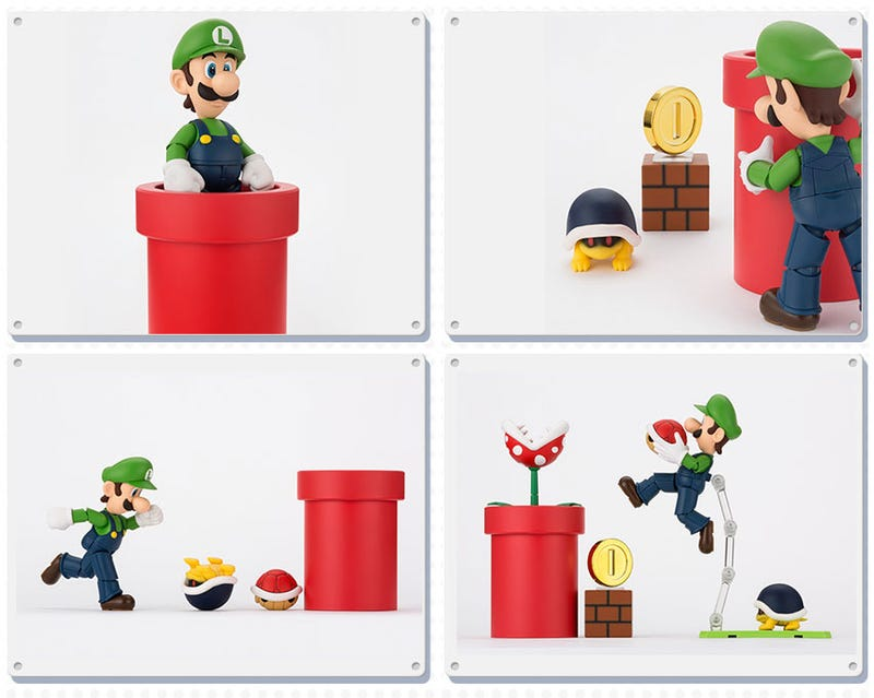 In This, The Year Of Awesome Luigi Action Figures