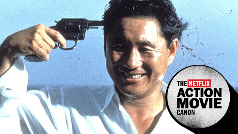 Yakuza Throwing Frisbees: The Graceful Savagery Of Sonatine