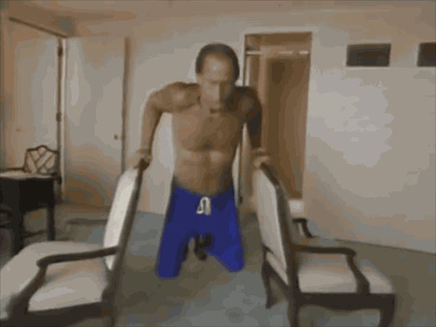 Never Forget: Sid Caesar Made a Sexy Workout Video