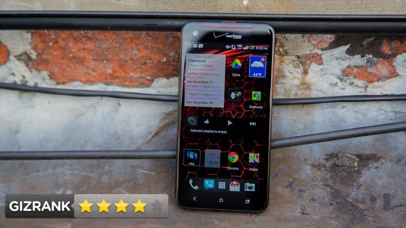 HTC Droid DNA Review: Verizon's Big, Beautiful Beast