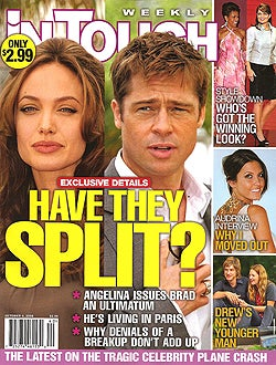 This Week In Tabloids: Suri's Lonely Life; Leighton's Sordid Past & Possible Nose Job