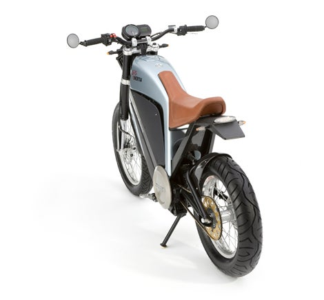 Enertia Electric Motorcycle