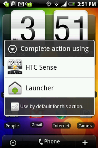 Turn Off HTC's Sense UI on Your Android Phone and Use the Default Android Launcher