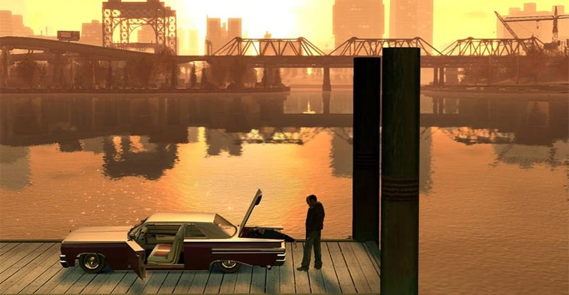 GTA IV Overtakes San Andreas in Lifetime Sales [Correction]