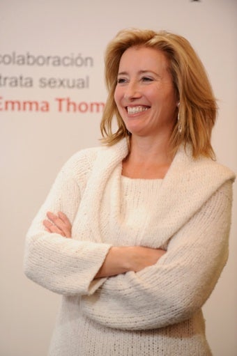 "Emma Thompson: ""Put On Weight And Say F*** Off"""
