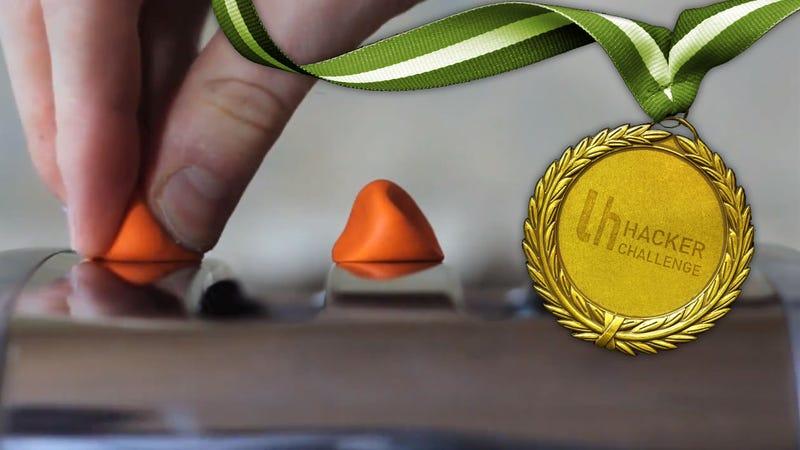 MacGyver Challenge: Hack Something Cool With Sugru
