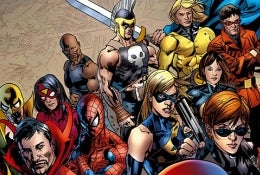 9 Unknowns We Want to See in the Avengers Movie