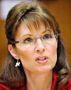 Predictable: Sarah Palin, Carrie Prejean New BFFs