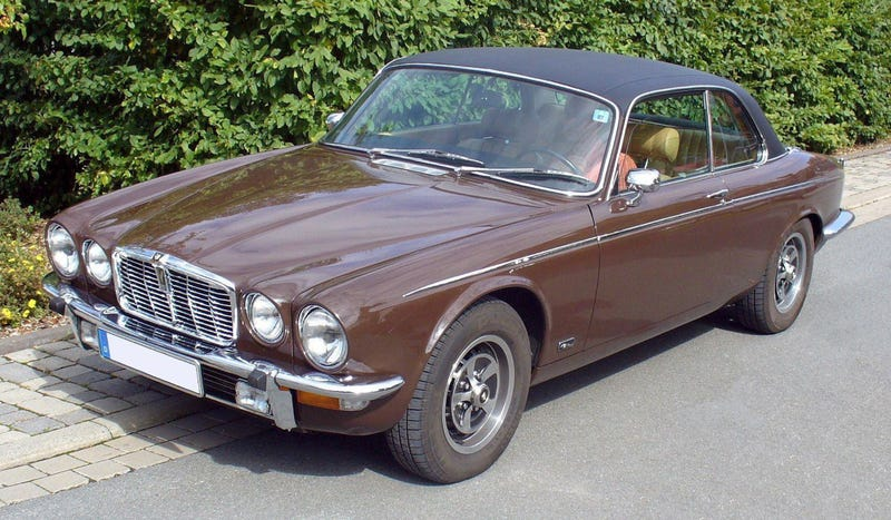 Jaguar Could Make A New XJ Coupe, Revisiting A Beautiful Failed Model