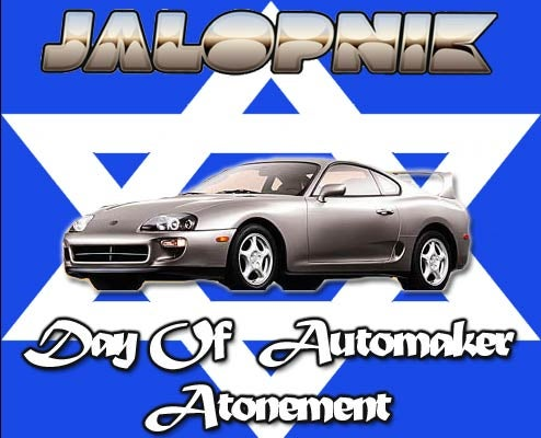 Jalopnik Day Of Automaker Atonement: Toyota