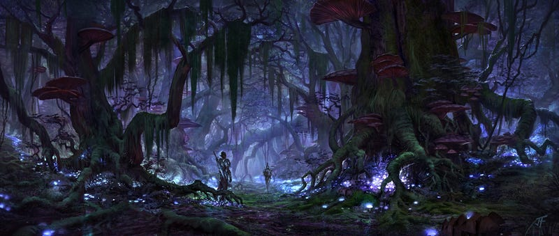 The Elder Scrolls Online is Not as World of Warcraft as You Might Fear