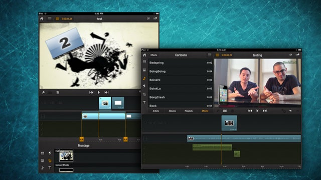 Avid Studio Is a Feature Rich Video Editor for iPad