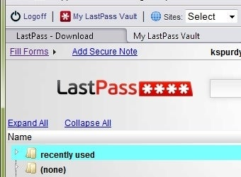 LastPass Extension Brings Easy Password Management to Safari