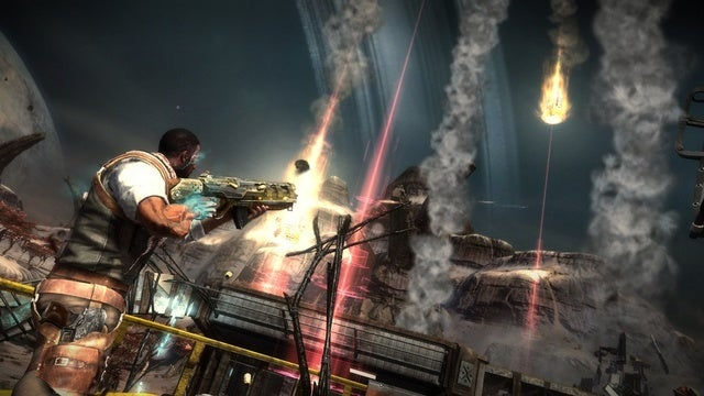 Rumored Starhawk Screens Leak, Curiously Light On Stars