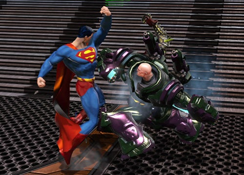DC Universe Online Knocked Into Early 2011
