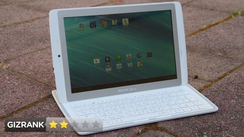 Archos Gen10 XS Tablet Review: One Step Forward, Ten Steps Back