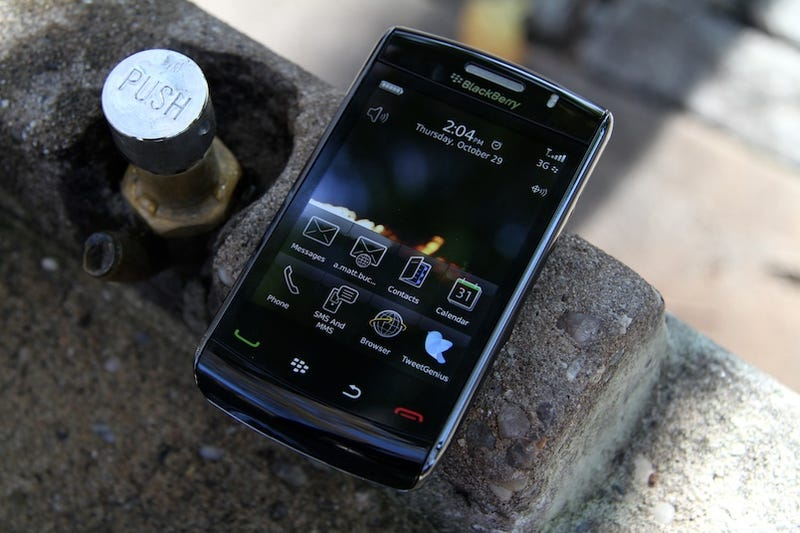 BlackBerry Storm 2 Review: Improving, But Still Mostly Cloudy