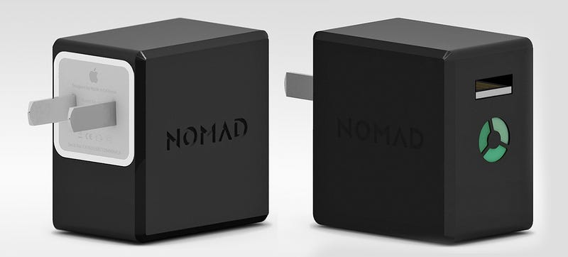 Turn Your iPhone Charger Into a Portable Backup Battery