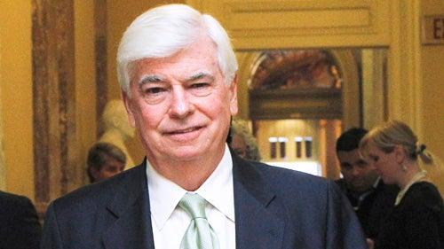 Ex-Senator Chris Dodd Named Hollywood's Top Lobbyist