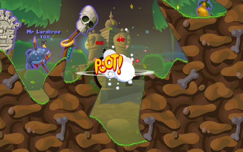 Worms Reloaded Brings 2D Back To The PC