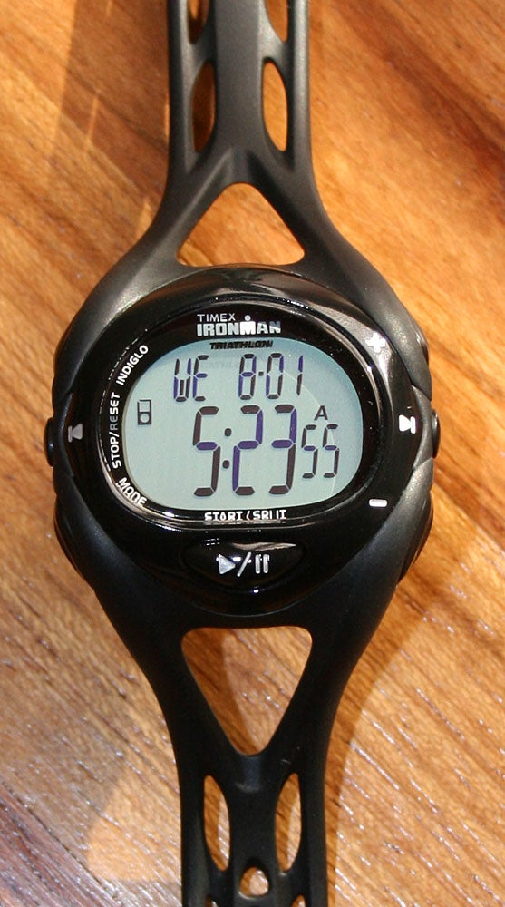 Hands On the Timex Ironman iControl (Verdict: Great, But...)
