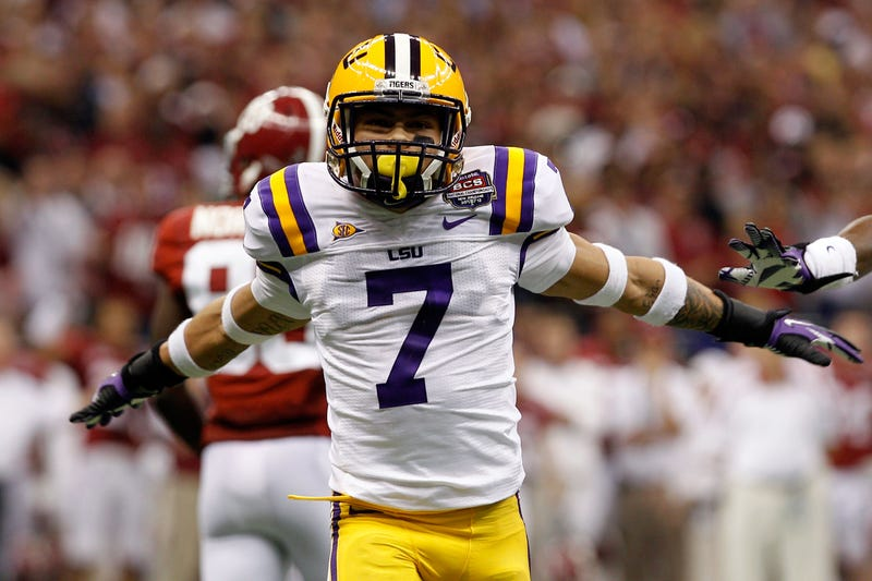 Pot Isn't Life And Death, And Tyrann Mathieu Isn't A Redemption Story