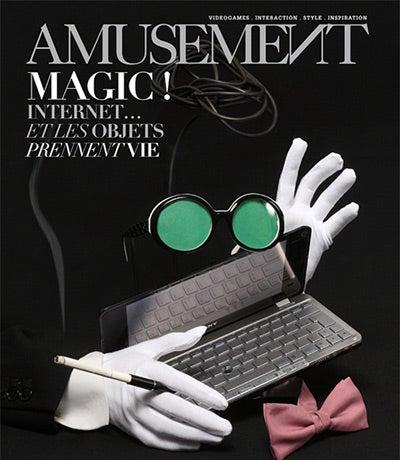 Hands On with Amusement's RFID Magazine