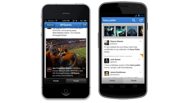 Is Twitter's Latest Mobile App Update a Glimpse Into the Future?