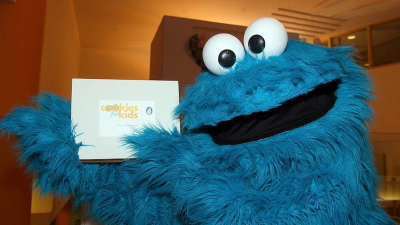 Cookie Monster Arrested for Allegedly Shoving 2-Year-Old Boy in Times Square