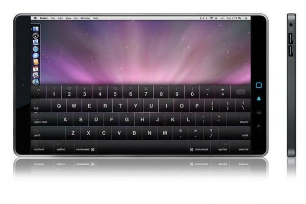 """Dow Jones Newswire Chimes In On Apple Netbook Rumors, Claims 10"""" Screen"""