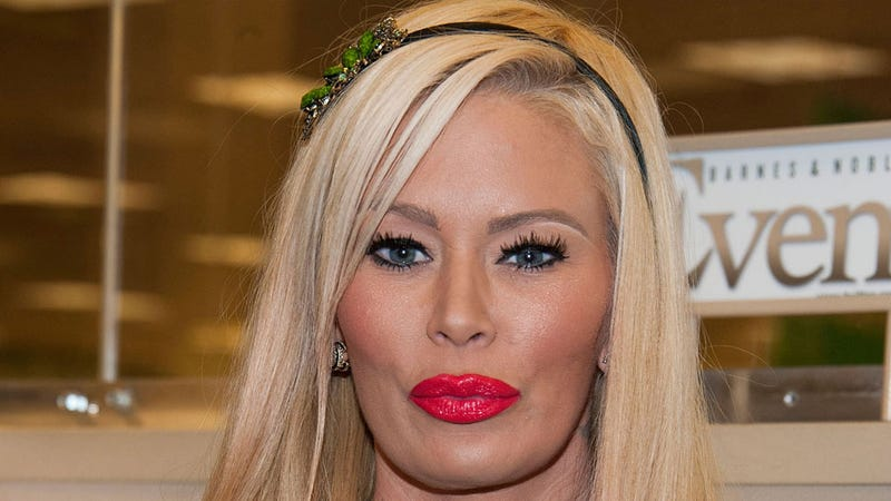 Broke Jenna Jameson Returns to Porn