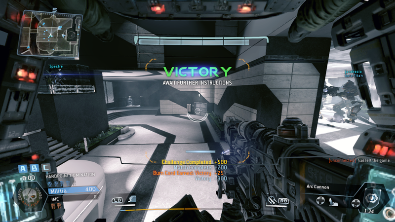 The Ultimate Titanfall Screenshot