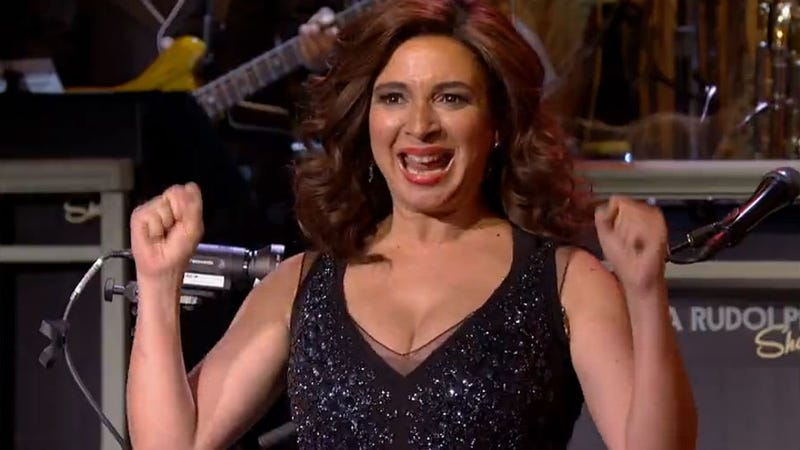 The Maya Rudolph Show Almost Brings the Funny, But Not Quite