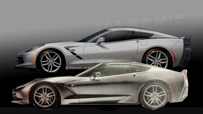 How GM Confirmed We Scooped The New Corvette 13 Months Early