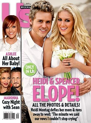 How Heidi Montag and Spencer Pratt's Marriage Has Ruined My Life