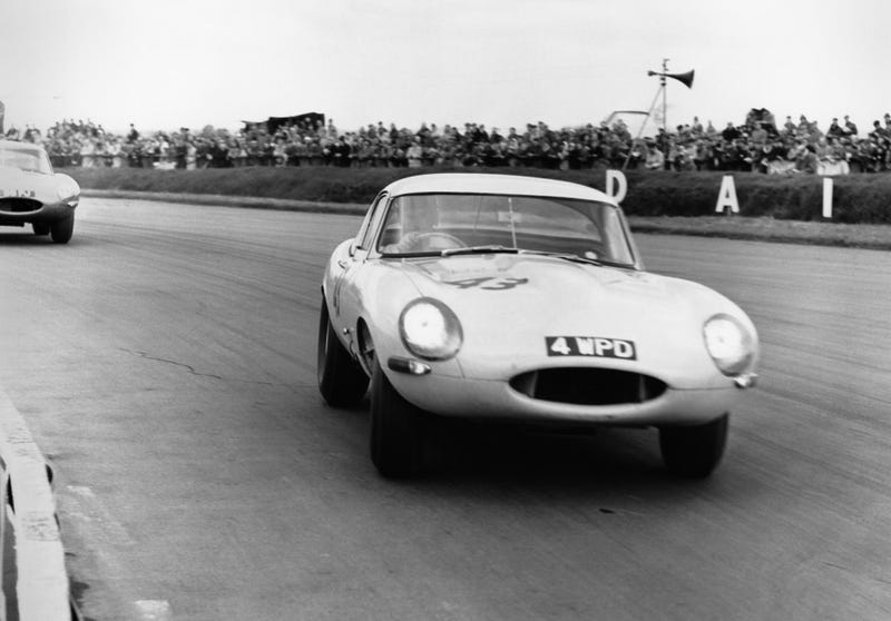 Jaguar To Build The 'Missing' Six Lightweight E-Types 50 Years Later