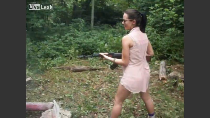 Guy Regrets Skipping Gun Safety Talk After Girlfriend Almost Shoots Him