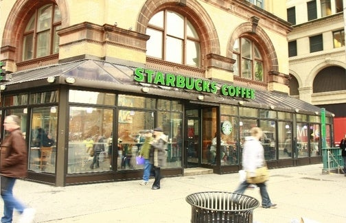 Starbucks Releases Its Death Grip
