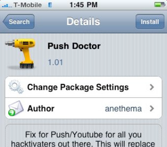 Push Doctor Fixes Push Notification Issues on Unlocked iPhones