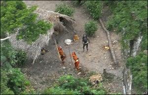 Those 'Undiscovered' Amazon Tribesmen: Bullshit Indeed