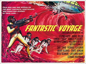 "A New, 3D, Shakycam ""Fantastic Voyage"" Is On The Way"