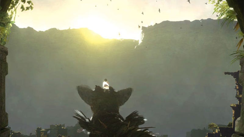 "The Last Guardian Isn't Dead, ""Official Announcement"" Coming Soon?"