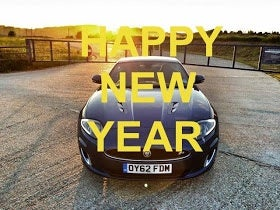 Happy new year from Speedmonkey