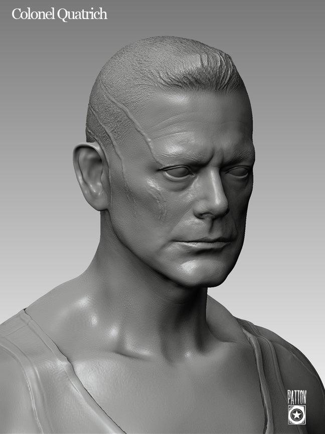 Avatar 3-D Sculpts