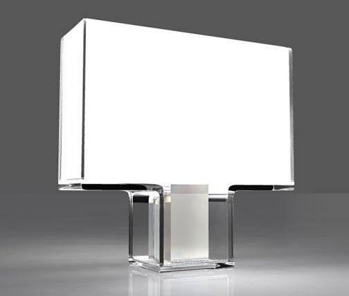 It's Not a TV, It's a Tati Lamp