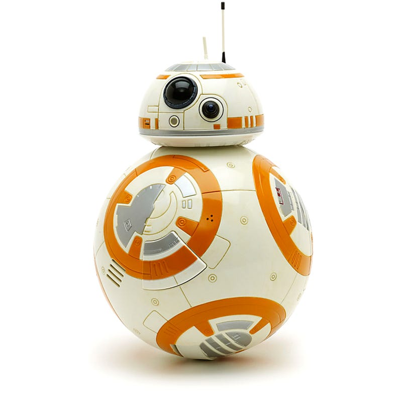 It Turns Out Thereu0026#39;s a Much Cheaper Interactive BB-8 That Rolls and ...