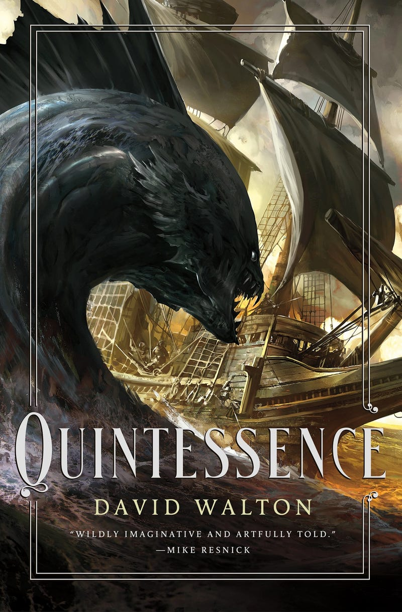 Best Of Science Fiction and Fantasy Art: The Chesley Award Finalists!