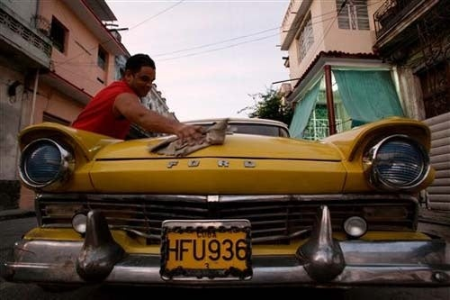 Cuban Apparatchiks Dole Out License Plates According To Ancient Soviet System